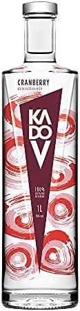 Vodka Kadov Cranberry Kadov Sabor Cranberry 1 Litro