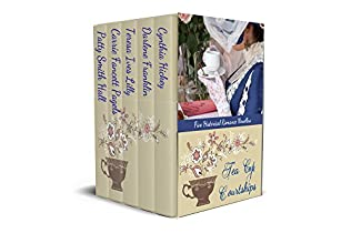 book cover of Tea Cup Courtships