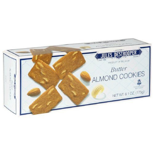 Cookie Thins Almond -Pack of 12