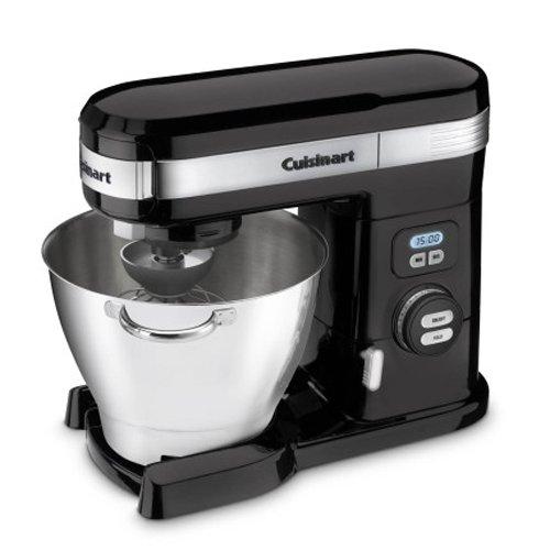 Cuisinart Black Stand Mixer SM-55BK