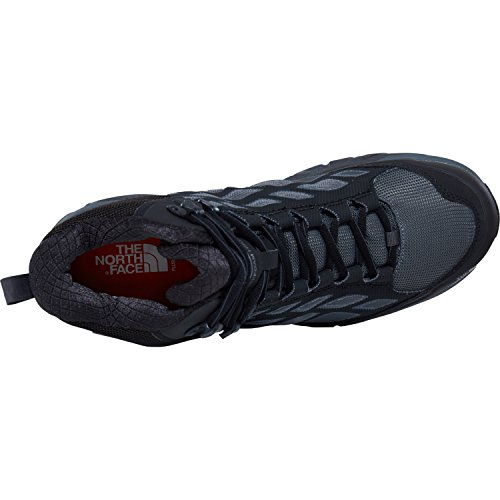 The North Face Botas Endurus™ Hike Mid Gtx Para Hombre Tnfblk/dkshdwgr
