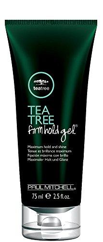 - Tea Tree Firm Hold Gel, 2.5 Fl Oz