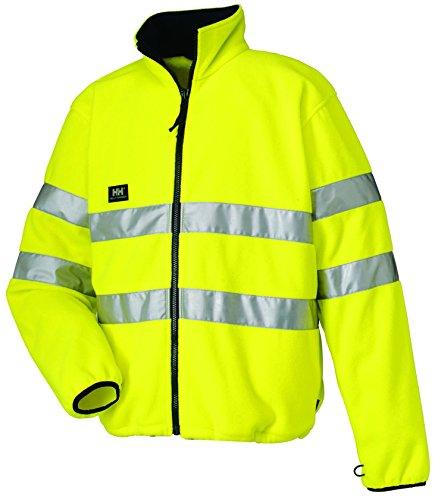 Helly Hansen 72370_360-L Brooks Hi-Vis Jacket, Large, Yellow