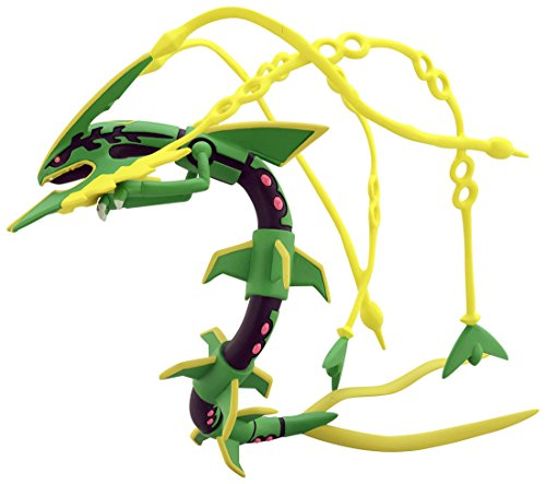 "Takaratomy Official Pokemon X & Y Hyper Size HP-07 Mega Rayquaza 5"" Action Figure"