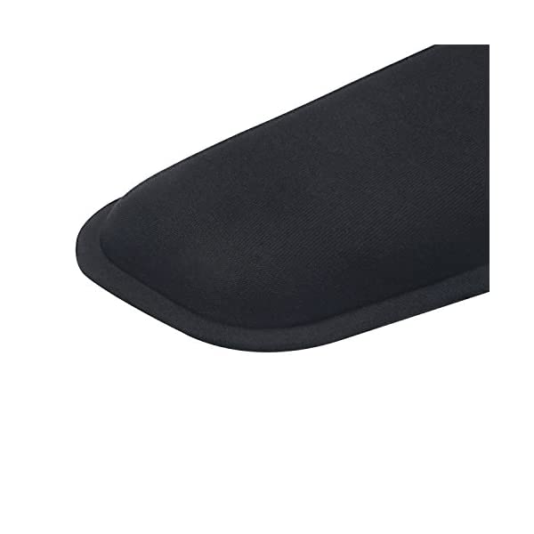 Redragon Keyboard Wrist Rest Memory Foam Pad for Keyboards Ergonomic Cushion for Office Gaming Computer Keyboards…