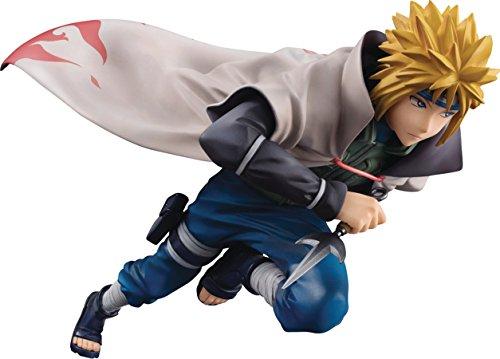 - Megahouse Naruto Shippuden Namikaze Minato GEM PVC Figure PVC Figure