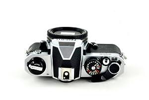 Nikon FM2 SLR manual focus film camera with titanium shutter