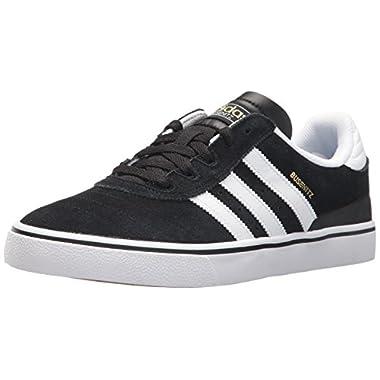 outlet store c8f03 2f8a3 adidas Originals Men s Shoes   Busenitz Vulc Fashion Sneakers White Black,  ((9