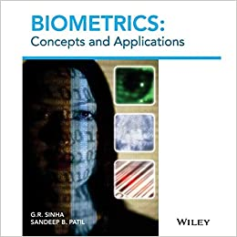 Buy Biometrics: Concepts and Applications (WIND) Book Online