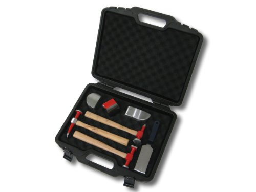 NUPLA 05266 7 Piece Fender Tool Set with American Hickory...