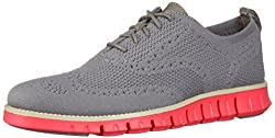 Cole Haan Men's Zerogrand Stitchlite Oxford, Ironstoneflash, 10.5 Medium Us