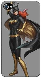 Batgirl v2 Apple iPhone 4 - iPhone 4S 3102mss