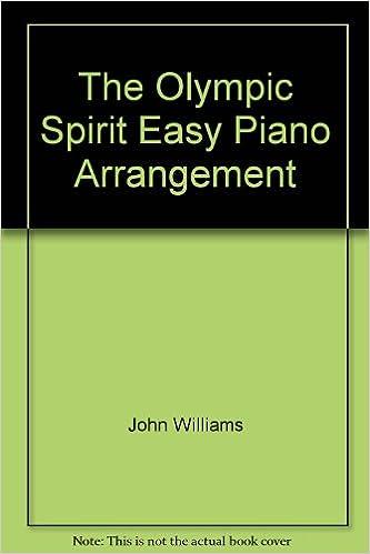 the olympic spirit easy piano arrangement