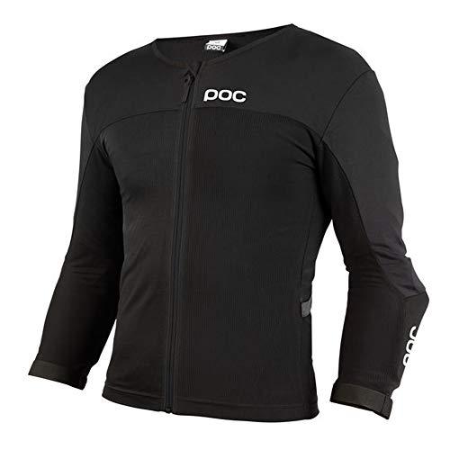POC Spine VPD Air Tee, Mountain Biking Armor, Uranium Black, ()