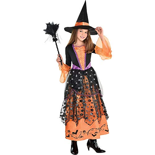 Suit Yourself Light-Up Magical Witch Halloween Costume