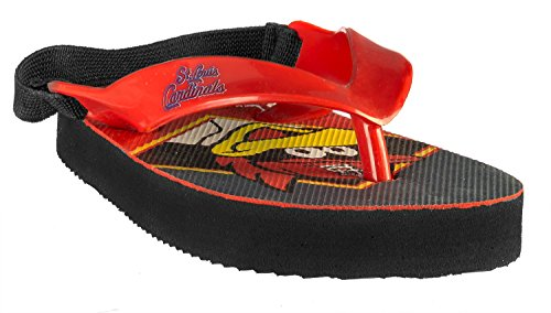 Forever Collectibles MLB Flip-Flop Elastic Back Youth (St. Louis Cardinals, Large) ()