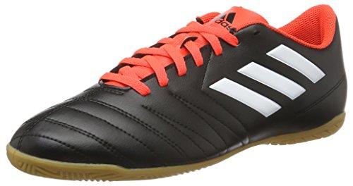 Adidas Herren Copaletto in Fußballschuhe, Schwarz (Schwarz/Weiß/Rot), 43 1/3 EU