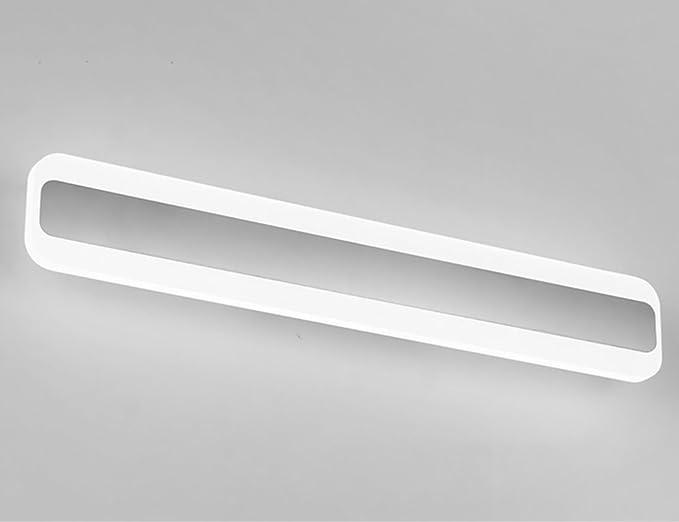 Illuminazione bagno impermeabile e anti nebbia semplice e moderno