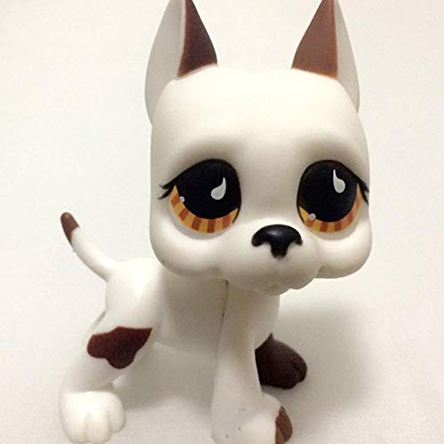 SmileFly 1pc Pet Shop LPS Toys Action Figure Toys Cartoon Animal Cat Dog Figures Collection for Kids Gift -