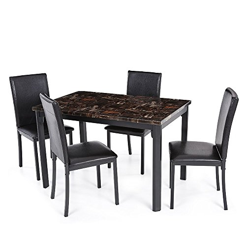 Modern Kitchen Table Sets: Amazon.com