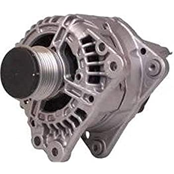 NEW ALTERNATOR FITS EUROPEAN MODEL SKODA 2008-2012 OCTAVIA 2000, VRS, CEGA 8EL-738-193-001