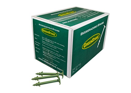 Box 500 GreenStake Biodegradable Stakes