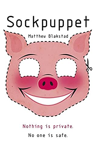 book cover of Sockpuppet