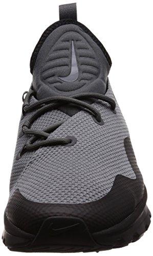 003 Zapatillas Para black 50 Multicolor Grey Hombre Max De dark Flair metallic Air Nike Running Silver wqxgIZw0