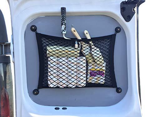 41cyLIP8BgL FixSac - Aufbewahrungsnetz für Nutzfahrzeuge, Reisemobile, Mobilheime, Caravans, Boote 45 x 40 cm