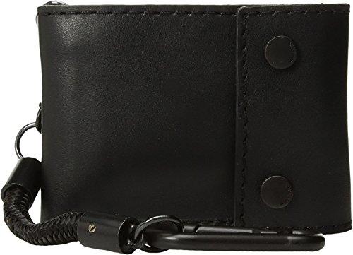 Nixon Unisex Gravel Bi-fold Rope Wallet Black One Size ()