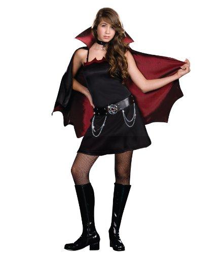 Girls Twilight Witch Costumes (Twilight Bite Teen/Junior Costume - Teen X-Small)