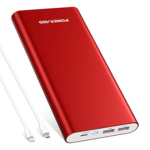 Poweradd 20000mAh External Battery Samsung