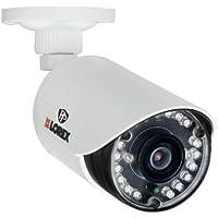 Lorex CVC7711 960H 700TVL Weatherproof Night Vision Security Camera (White)