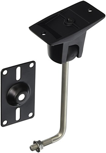 Omnimount 15.0C Ceiling Speaker Mount, Black (Speaker Hardware Mount)
