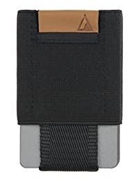 BASICS Men's Slim Wallet - Black
