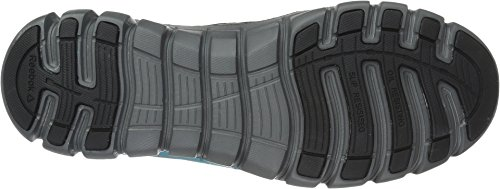 Reebok Women's Sublite Cushion RB045 Work Boot, Grey Turquoise, 9.5 M US by Reebok (Image #2)