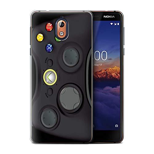 ver for Nokia 3 2018 (3.1) / Black Xbox 360 Design/Games Console Collection ()