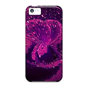 VtLvYHm6594ioyec Case Cover Protector For Iphone 5c Purper Case
