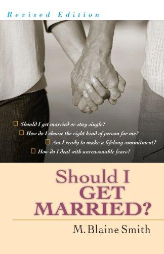 Should I Get Married?