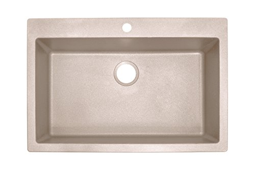 Granite Kitchen Sink Champagne - Franke Primo 33