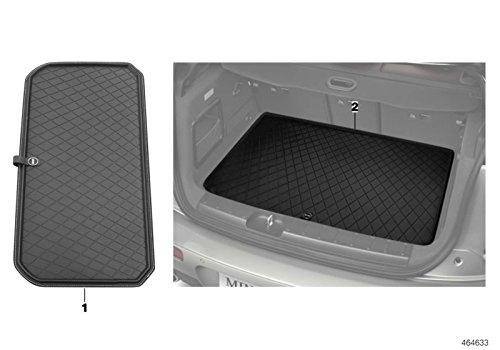 Trunk Compartment Mat Floor Mats MINI Genuine The Hatch 3DR Protect Pack