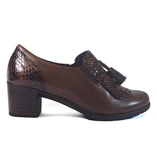 Pitillos Zapatos Pitillos Marrón MARRÓN 5245 5245 Zapatos MARRÓN xFOEqRwIF
