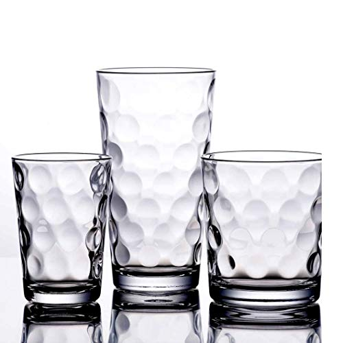 Galaxy Glassware 12-pc. Set (Drinkware)