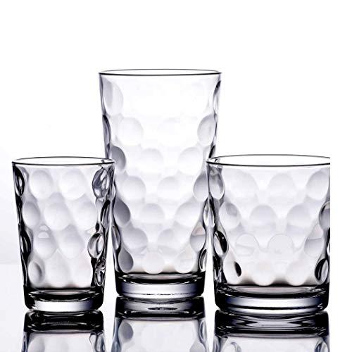 Galaxy Glassware 12-pc. Set (Milk Glass Stock)
