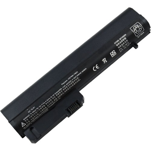 (Futurebatt Laptop Battery Replacement for HP Compaq Business Notebook 2400 2510p NC2400 Series, HP 2533t Mobile Thin Client, HP EliteBook 2530p 2540p (5200mAh, 10.8V,)