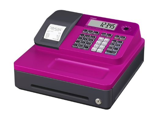 Casio SE-G1SC-PK Electronic Cash Register (Easy Cash Register)