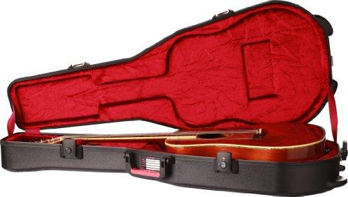 Gator Cases GPE-DREAD-TSA Dreadnought Guitar Case TSA (Gator Dreadnought Guitar Gig Bag)
