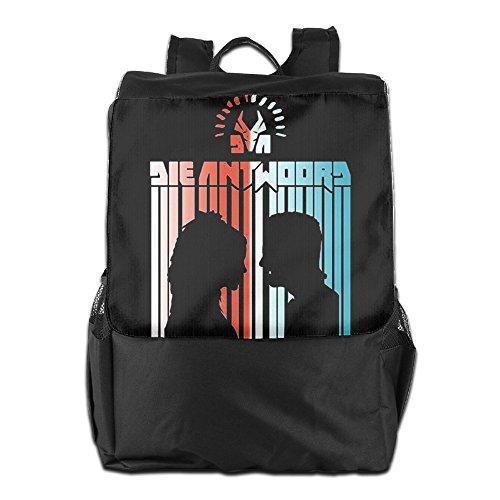 Die-Antwoord-Ninja-Yo-Landi-Hiphop-Casual-College-Backpack-Laptop-Bag-School-Travel-Daypack