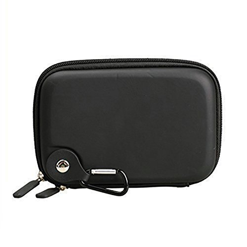 GPS Carrying Case Travel Zipper Hard Shockproof Protective Cover 5
