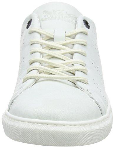 Levis Herren Vernon Sneaker Weiß (Noir Regular White)